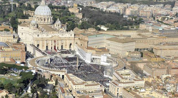 Holy See: the Vatican