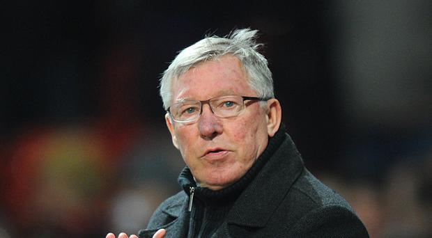 Ferguson rushed to hospital after suffering brain haemorrhage