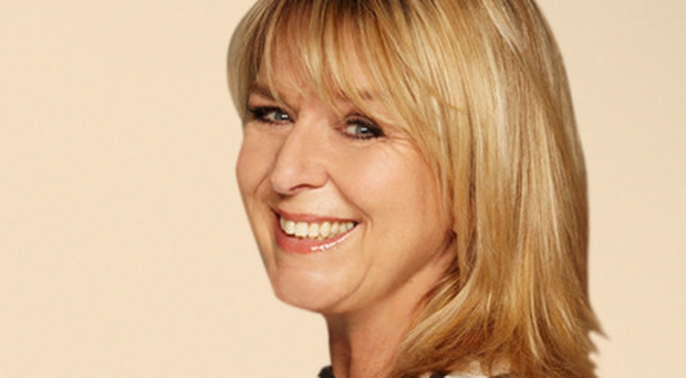 Varied career: Fern Britton