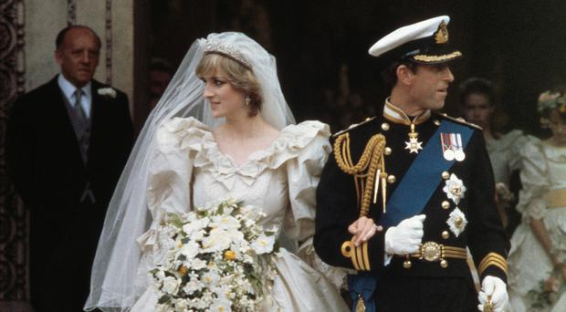 Royal wedding: Diana, with Charles, came from a broken marriage