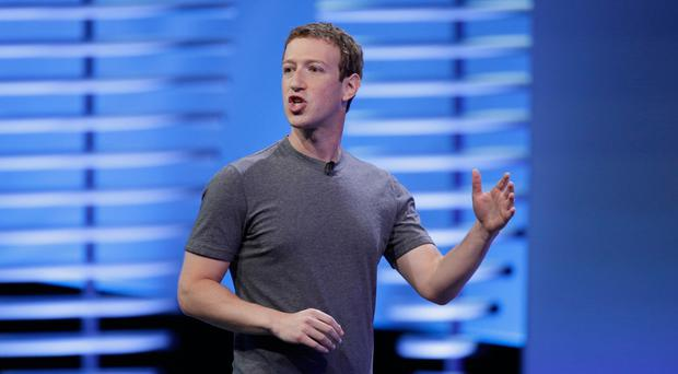 Tough questions: Facebook founder Mark Zuckerberg is coming under increasing pressure for the actions of the social network giant