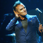 Steven take a bow: Morrissey seems most at home when he's up on stage in front of his still devoted fans