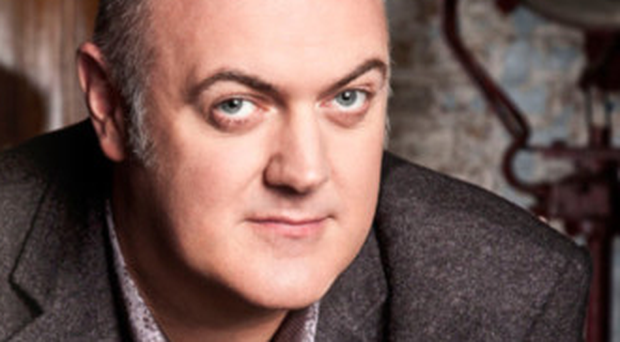 Man of many talents: TV presenter and comedian Dara O Briain