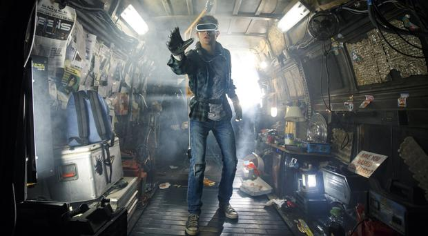 Game on: Tye Sheridan in Ready Player One