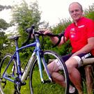 Charity cycle: Stephen McKeown