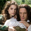Big influence: Tom Hardy as Heathcliff and Charlotte Riley as Cathy in a TV adaptation
