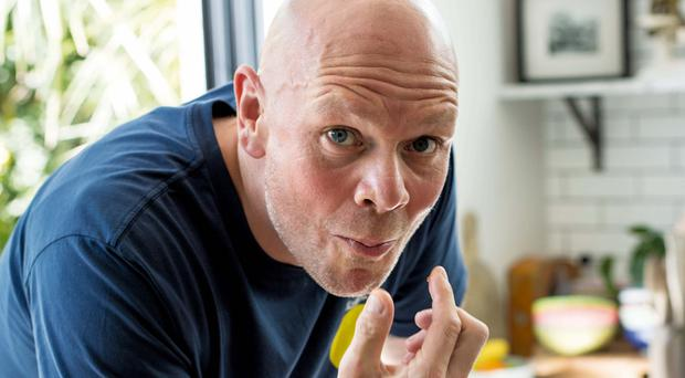Weight loss: Tom Kerridge