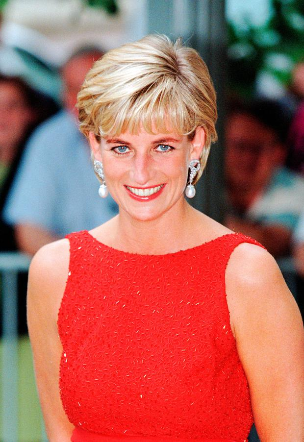 Meghan's role model Princess Diana