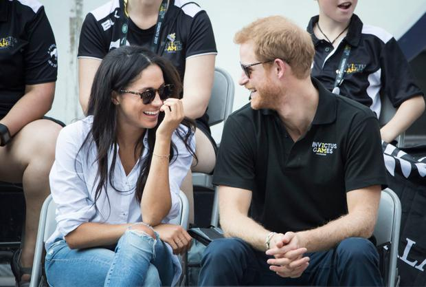 Prince Harry and Meghan Markle's official wedding photographer revealed