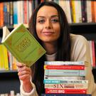 Learning curve: Katie Byrne found eight books of particular worth to her