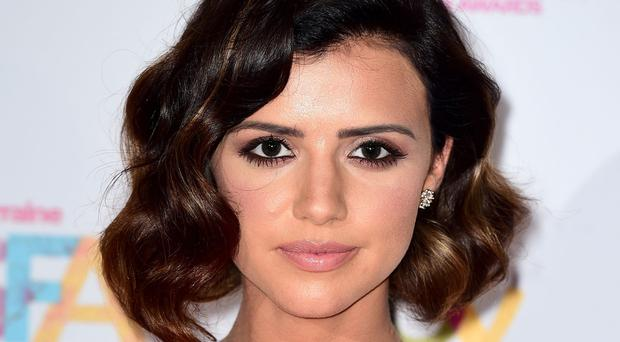 So radiant: Lucy Mecklenburgh