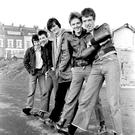 The Undertones step out