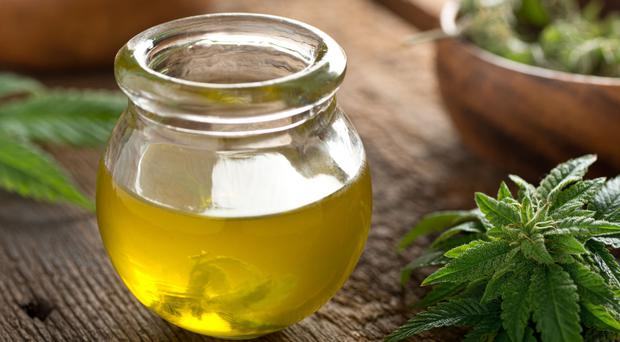Pain reliever: cannabis oil can have a number of health effects