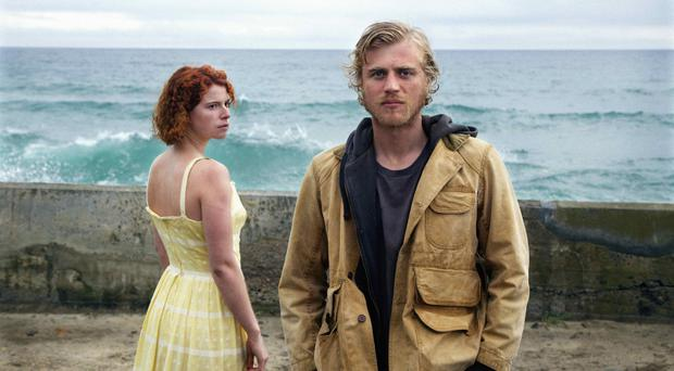 Remarkable rise: Jessie Buckley with Johnny Flynn in Beast