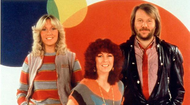 Super troupers: Abba have recorded new material