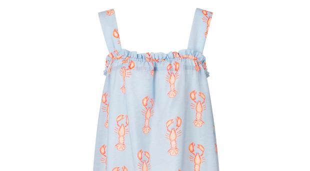 Oliver Bonas Lobster Print Sundress, £65 (available in June)