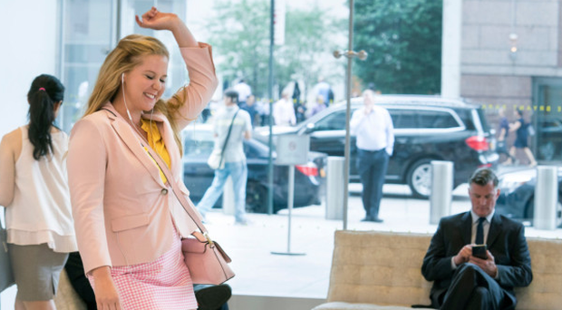 Self-belief: Amy Schumer in I Feel Pretty