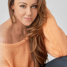 Daunting times: Michelle Heaton has endured some major health issues, which she has chronicled in her new book