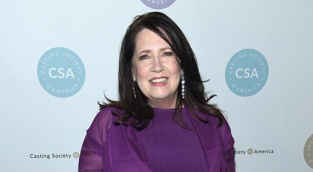 Getting better: Ann Dowd has gone from small roles in films to global acclaim