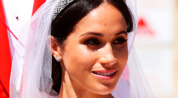 Changing of guard: Meghan Markle
