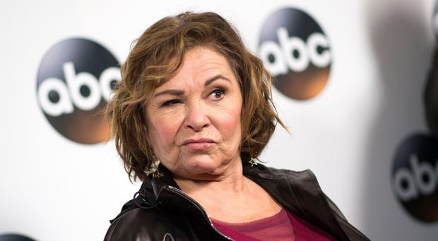 Hot water: TV star Roseanne Barr was fired by network ABC after posting a racist tweet