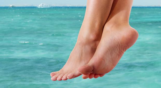 Toe the line: there are plenty of ways to ensure we keep our feet in good condition