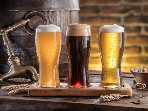 Lager cheer: beer drunk in moderation can be a good thing
