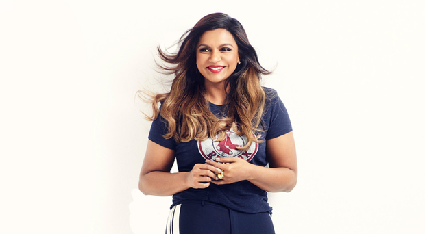 Rising star: Mindy Kaling