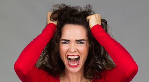 Hair raising: being 'hangry' is recognised by scientists