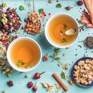 Brew benefits: herbal tea