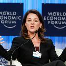 Ladies of means: Melinda Gates