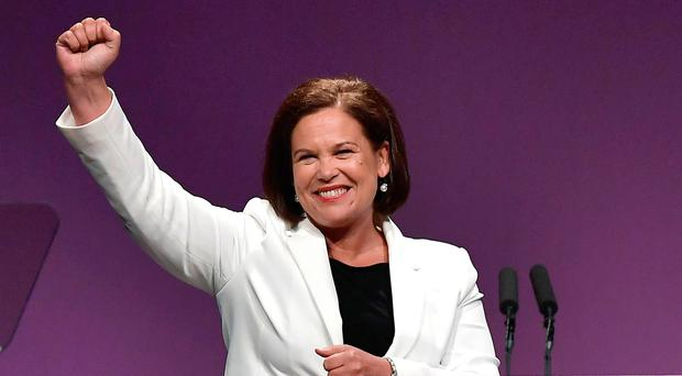 Sinn Fein's past could hinder the political progress of new leader Mary Lou McDonald