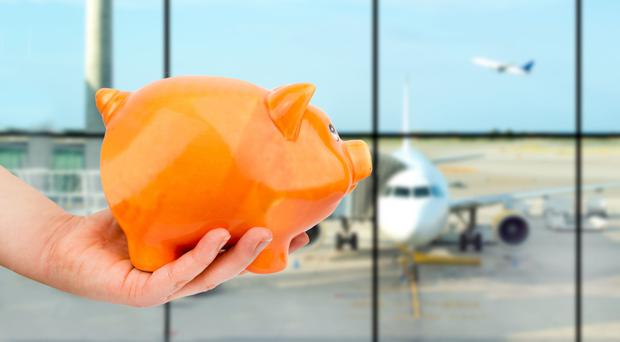 Get frugal: it's important to look after your money before going on holiday
