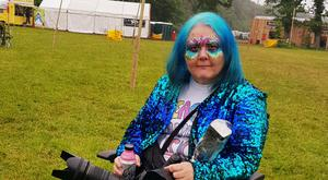 Positive vibe: Debbie Deboo, photographer and founder of Chroncially Fabulous NI