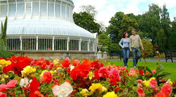 Botanic Gardens received their first Green Heritage Award.