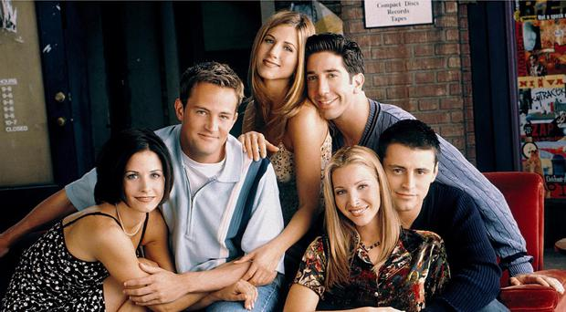 Social support: having friends, like in the hit TV show, gives us a sense of belonging that can protect us from mental health issues