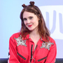 Split life: Kate Nash enjoys living between London and the States