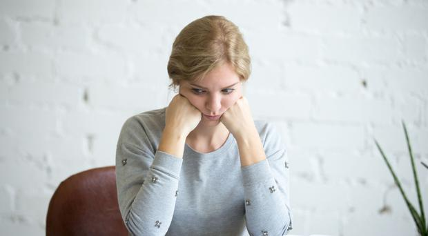 Mood swings: PMS can cause irritability