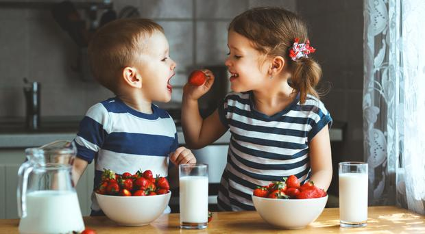 Eat smart: Prepare healthy snacks for kids