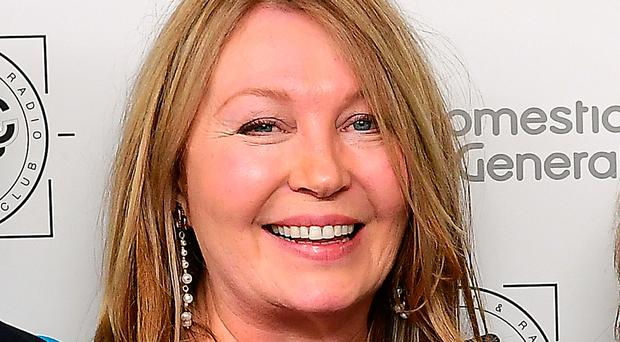 Seeking help: Kirsty Young