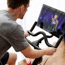 Highly addictive: the Peloton bike which has caught the interest of David Beckham and Rita Ora