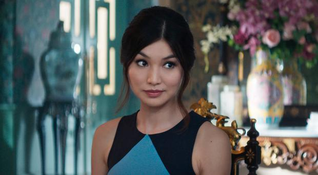 Rising star: Gemma Chan as Astrid in Crazy Rich Asians