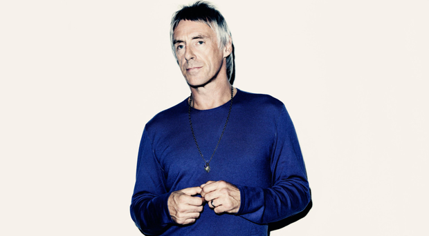 The Modfather: Paul Weller turned 60 this year but shows no signs of mellowing