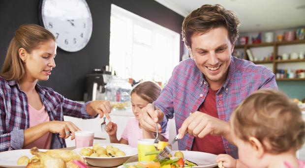 Plan ahead: budget for your meals