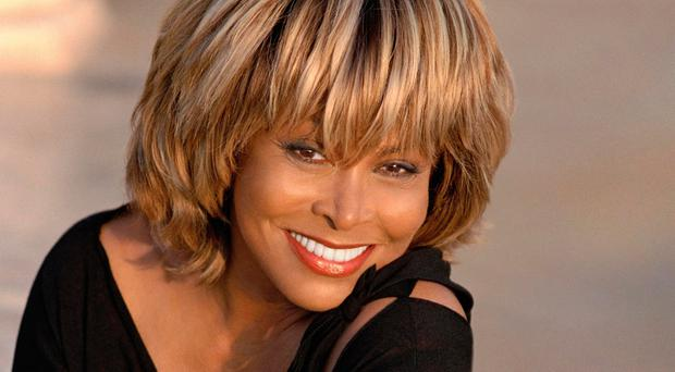 Life-saver: Tina Turner received a kidney from her husband