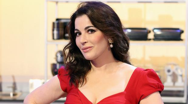 Domestic goddess: Nigella Lawson has won millions of fans through her books and television series