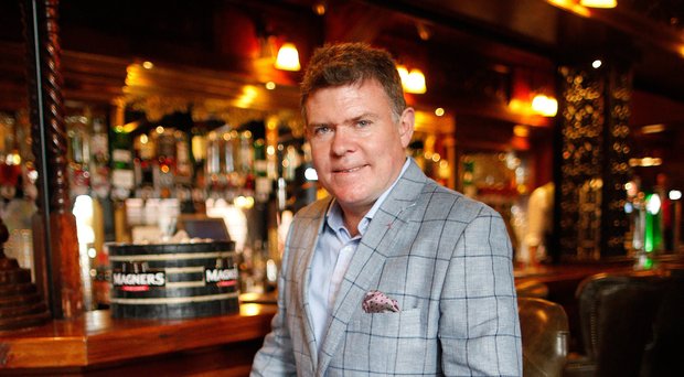 Peter Wilson who is at the helm of Kellys in Portrush