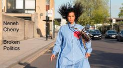 Thirty-seven years after being in The Slits and 29 since Buffalo Stance, Neneh Cherry is making music no less attractive and colourful