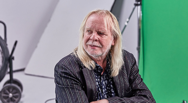 Life's odyssey: Rick Wakeman is enjoying his career so much he intends never to stop