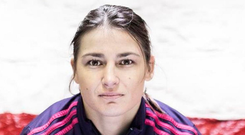 Driven to win: Katie Taylor